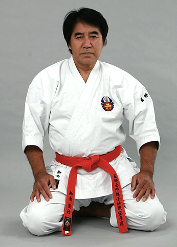 Chinen karate