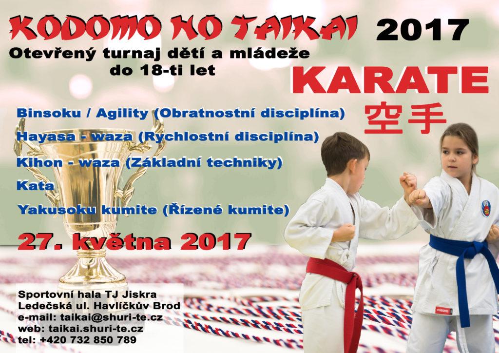 Karate Kodomo no Taikai 2017