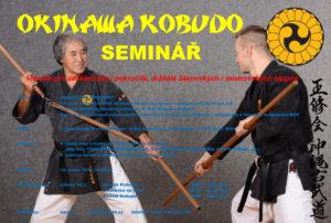 Seminář ČFOKK - OKINAWA KOBUDO @ Tělocvična GHB