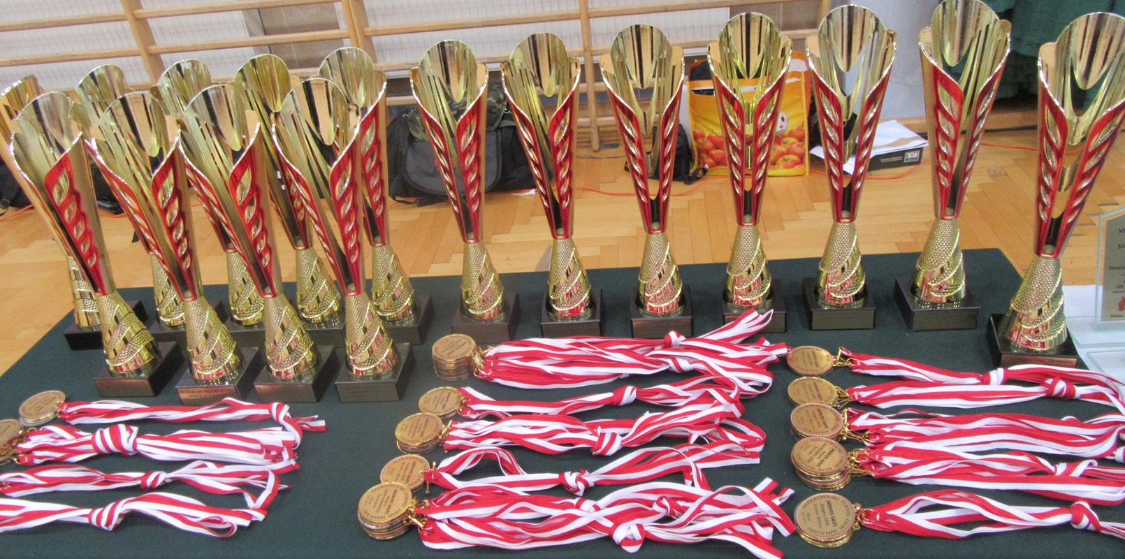 Nadnárodní Turnaj Karate Mielec (18.11.2017, Mielec) @ Mielec (Polsko)
