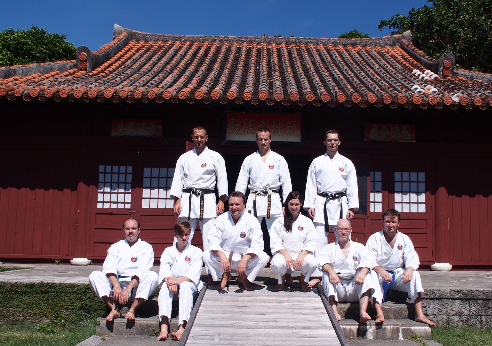 Mezinárodní seminář WOF Okinawa Shorin-ryu Karate & Okinawa Kobudo (16. - 19.8.2017, Naha - Okinawa) @ Naha (Okinawa)